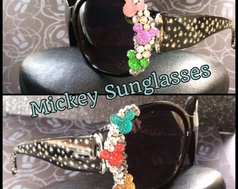 Mouse Bling Sunglasses