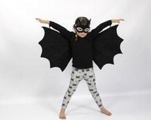 The Bat - Handmade Children's Costume