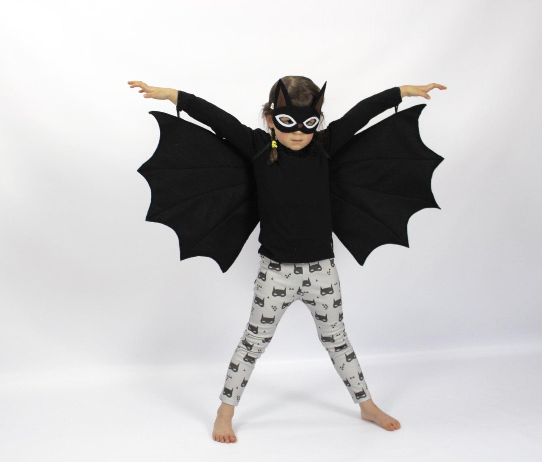 The Bat Handmade Children's Costume