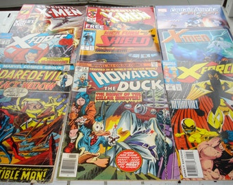 Set of 168 VG condition Marvel Comics.  Mixed series.