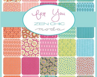 For You - 40 x 1/4 yd Bundle