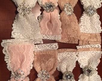 Lace bows