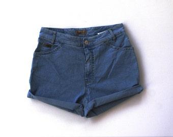 Vintage Denim Shorts Light Weight