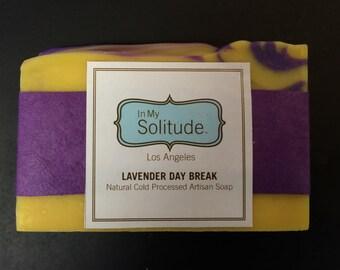 Lavender Day Break Artisan Soap