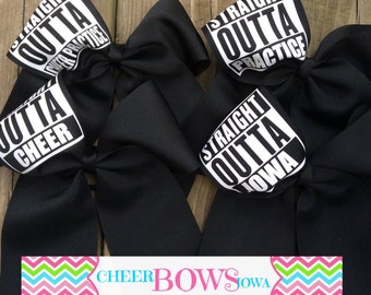 STRAIGHT OUTTA - practice bow