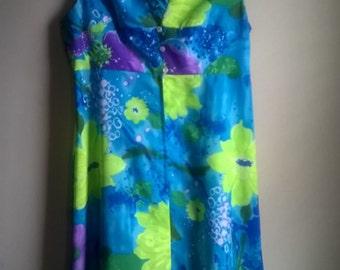 Dael's Hawaiin Maxi Dress