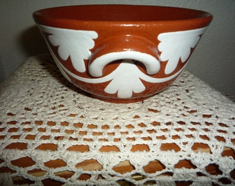 Portugal Pottery Bowl