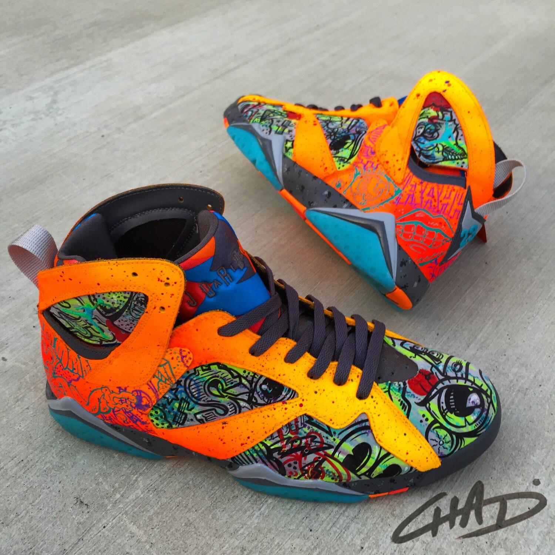 custom made jordans