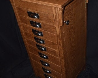 Craftsman Jewelry Armoire