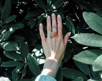 Crochet Berry Ring