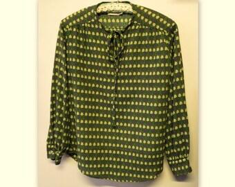 Vintage GUCCI blouse