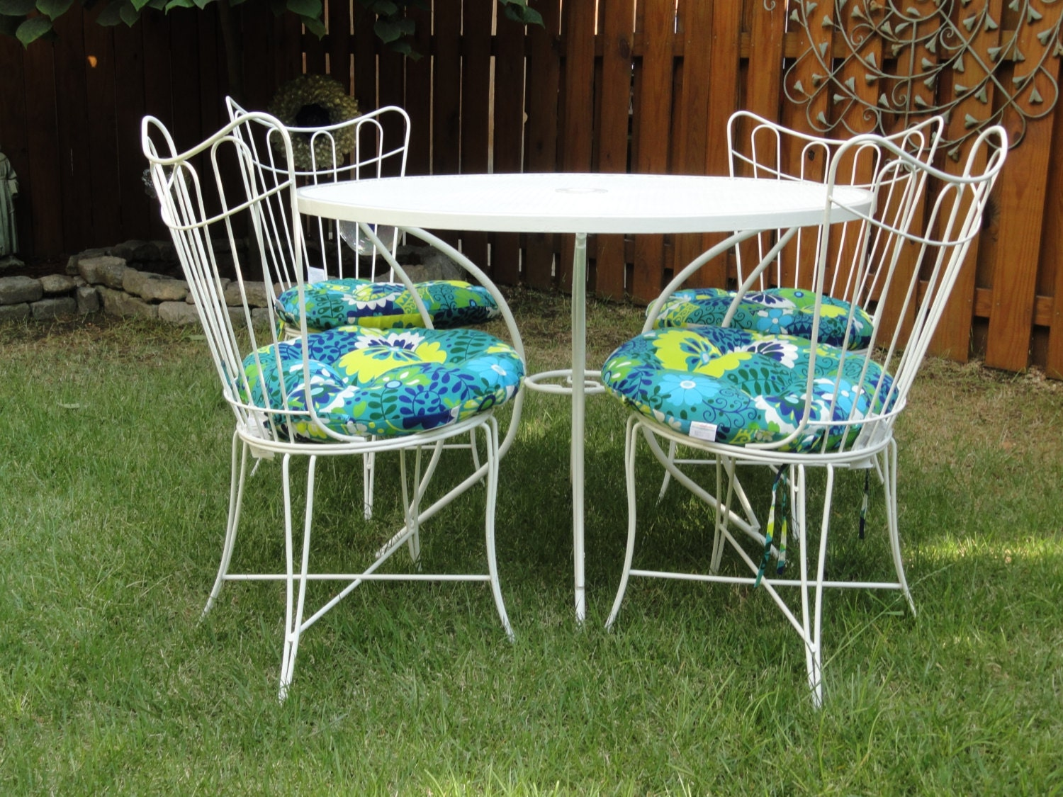 Homecrest Patio Set from 1960 s