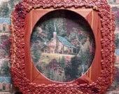 8x10 Square Frame ~ Wood ...