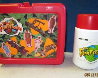 The Flintstones Movie Lunchbox w/ Thermos 1994 / 95
