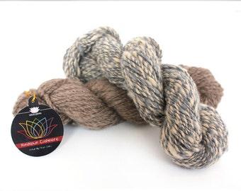 Pure Mongolian Handspun Cashmere  Yarn 39 colors