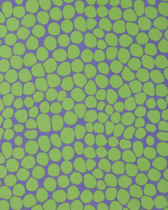 JUMBLE MOSS Green BM053 FALL 2015 Brandon Mably for Kaffe Fassett Collective Sold in 1/2 yd increments