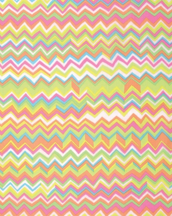 ZIG ZAG YELLOW Yellow BM043  Fall 2015 Brandon Mably for Kaffe Fassett Collective Sold in 1/2 yd increments