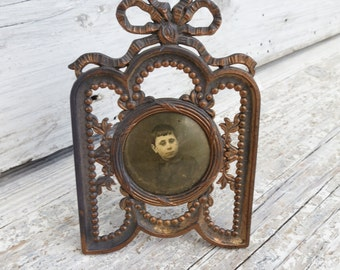French Vintage Picture Frame Circa 1880/90