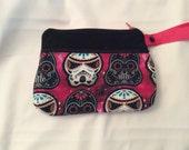 Gift for Her Made to Order: New and Improved Pink Sugar Wars Wet/Dry Bag, Snack Bag, Makeup Bag