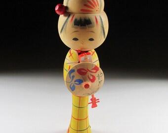 Vintage Ito Onsen Kokeshi Doll