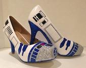 Jarret's R2 heels