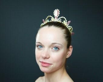 Aurora Ballet Tiara - Ready to Ship