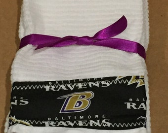 Baltimore Ravens Hand Towels
