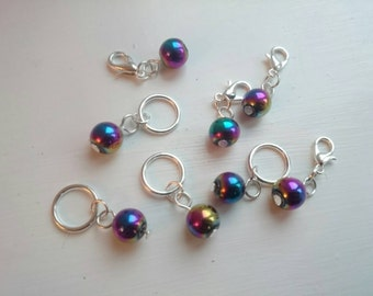 Metalica stitch markers