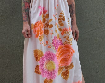 Hawaiian Casual Ceire Dress c. 1960's