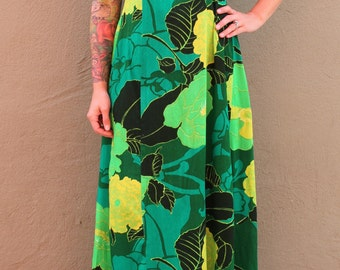 c.1960's Lila of Honolulu Dress