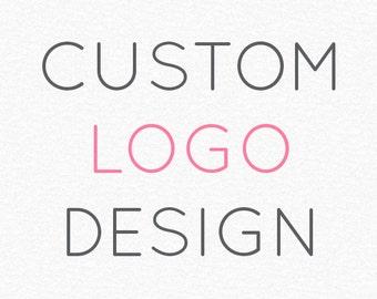 Custom Logo Design Package, One of a Kind Logo, OOAK Logo, Business Logo, Branding Logo, Logo Package, Watermark