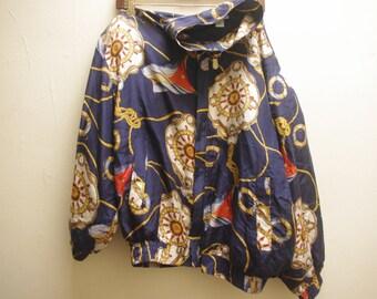 vintage sailing shirt