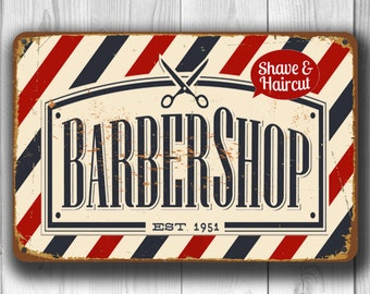 BARBER SHOP SIGN, Barber Shop Signs, Vintage style Barber shop Sign, Barber Sign, Barber Signs, Barber Shop Decor, Barbershop Sign, Barbers