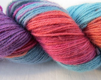 Sockyarn with high Merino-content