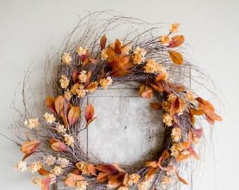 Woodland Fall Wreath