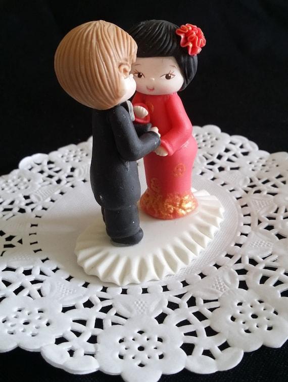Asian cake top