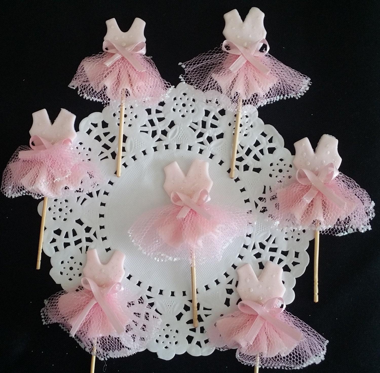 Ballet Birthday Ballet Cupcake Tutus Baby Shower Girls Baby