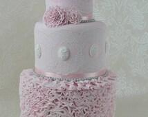 Tiffany Cake Lace Mat