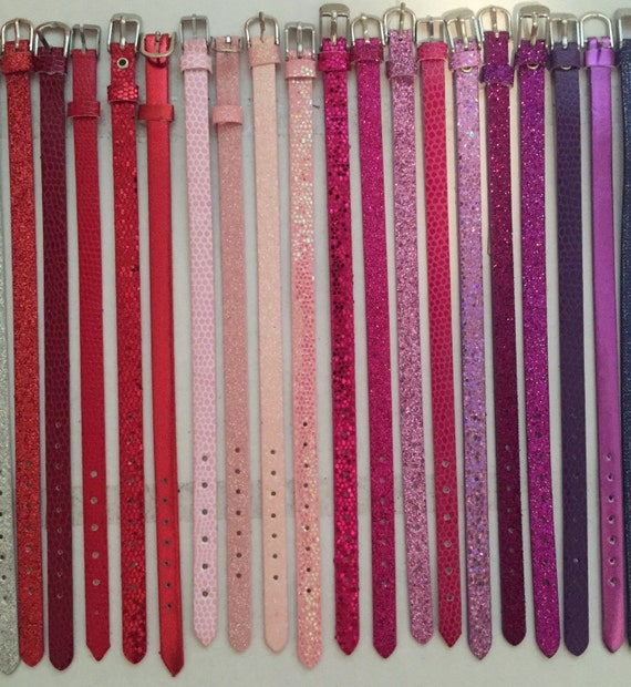 bracelets for 8mm slide charms and lettersyou choose