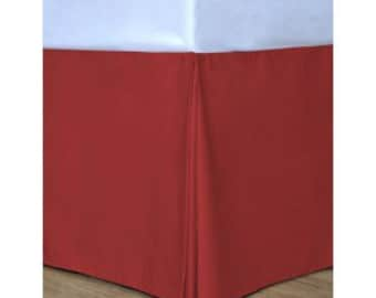 Tailored Bed Skirt