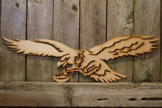Vintage Eagles Logo 113