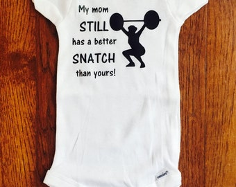 Exercise Outfit, Exercise Baby, WOD Mama, WOD Baby Shower