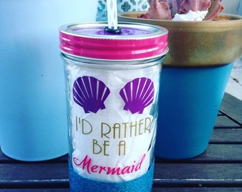 Id rather be a mermaid