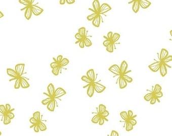 SALE Stella - Faril Citrus Lime - Lotta Jansdotter - Windham (40690-2)
