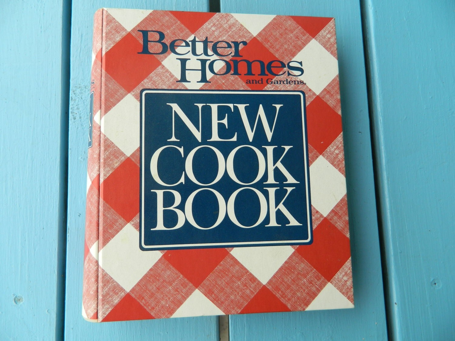 7 Popular Siding Materials To Consider: 1989 Better Homes And Gardens New Cook Book Excellent Vintage