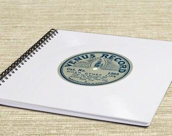 Vintage Wedding Photo Album | Vintage Guestbook | White Vinyl | Wedding Album | Vintage Sketchbook | Gift