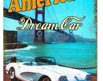 America's Dream Car Corvette