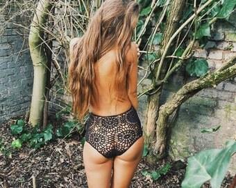 Katie Crochet Bikini Bottom