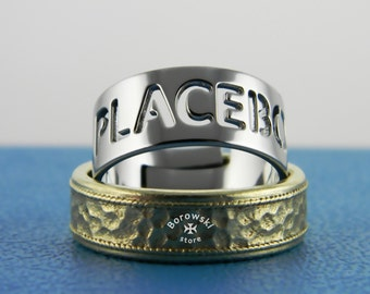 FREE SHIPPING Placebo  Ring