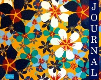 JOURNALS A4- Flowerfield designs